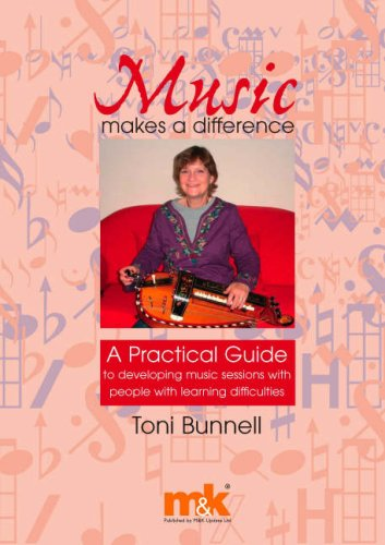 9781905539192: Music Makes a Difference: A Practical Guide to Developing Music Sessions with People with Learning Disabilities