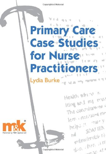 9781905539239: Primary Care Case Studies for Nurse Practitioners