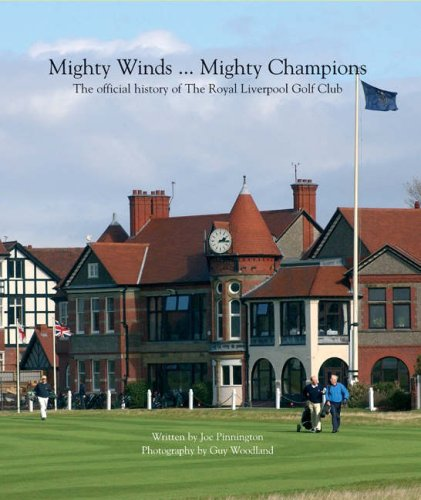 Mighty Winds . Mighty Champions: The Official: J. Pinnington &