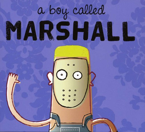 A Boy Called Marshall (Popjustice Idols): Robinson, Peter