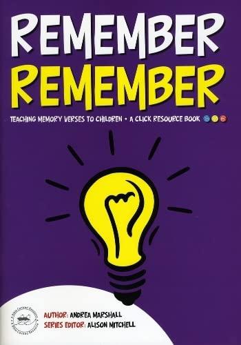 9781905564750: Remember Remember