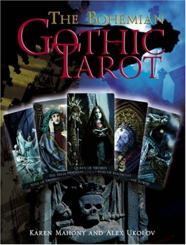 BOHEMIAN GOTHIC TAROT KIT (9781905572069) by First Last