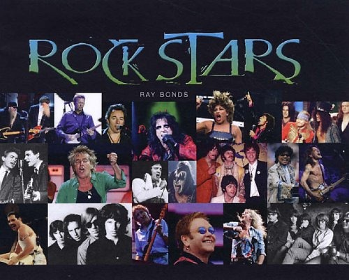 9781905573196: Rock Stars (Faces of the Famous)