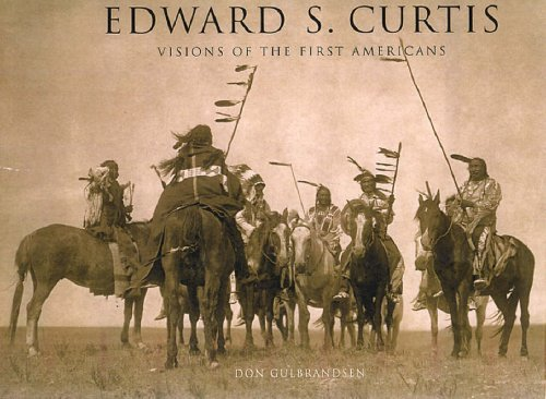 9781905573219: Edwards S. Curtis: Visions of the First Americans (Panoramic Vision)