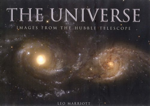 9781905573318: The Universe: Images from the Hubble Telescope (Panoramic Vision)