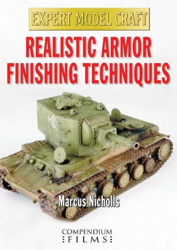 9781905573998: Realistic Armour Finishing Techniques (Expert Model Craft)