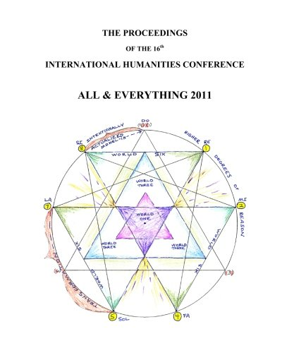 9781905578306: The Proceedings Of The 16th International Humanities Conference: All & Everything 2011