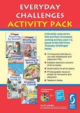 Everyday Challenges Activity Pack (Mixed media product): Peter Clarke