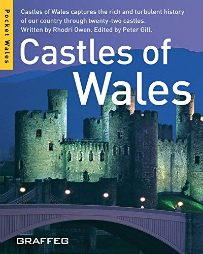 9781905582266: CASTLES OF WALES (Pocket Wales)