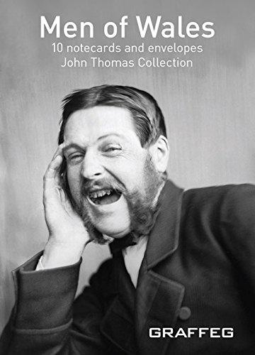 Men of Wales Notecards: 10 cards and envelopes: Thomas, John