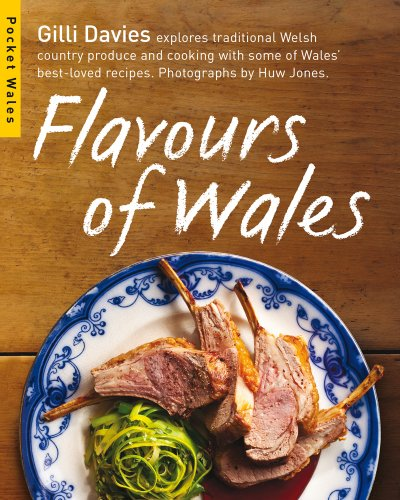 Flavours of Wales (Pocket Wales): Davies, Gilli