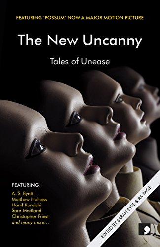 The New Uncanny: Tales of Unease: Alison MacLeod, Etgar