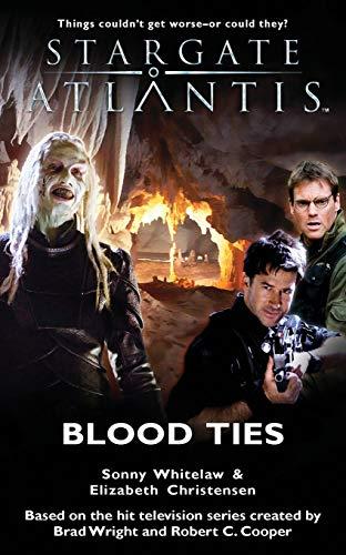 9781905586080: Stargate Atlantis: Blood Ties: SGA-8