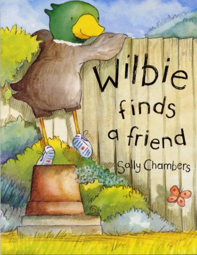 Wilbie Finds a Friend (1905606931) by Sally Chambers