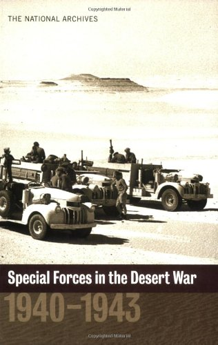 9781905615292: Special Forces in the Desert War, 1940-1943