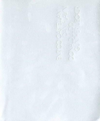 Enrico Castellani, Dan Flavin, Donald Judd, Gunther Uecker (Paperback): Adachiara Zevi