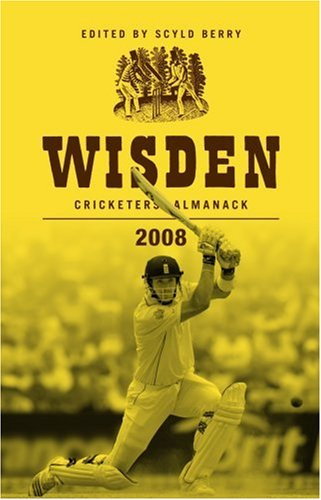 9781905625116: Wisden Cricketers' Almanack 2008