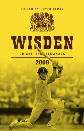 9781905625123: Wisden Cricketers' Almanack 2008