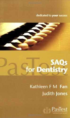 9781905635160: SAQs for Dentistry