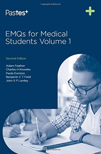 EMQs for Medical Students: v. 1: Adam Feather, Charles