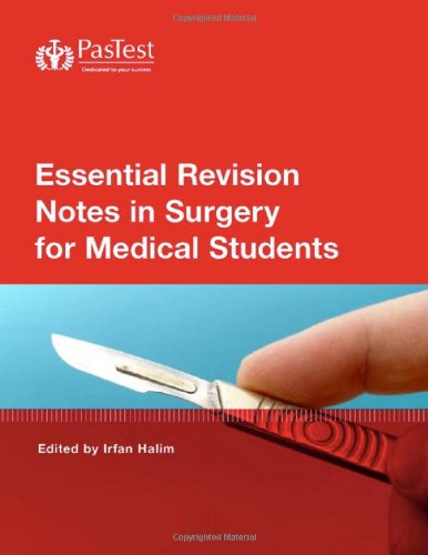 9781905635399: Essential Revision Notes in Surgery for Medical Students