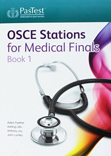 9781905635795: OSCE Stations for Medical Finals: 1