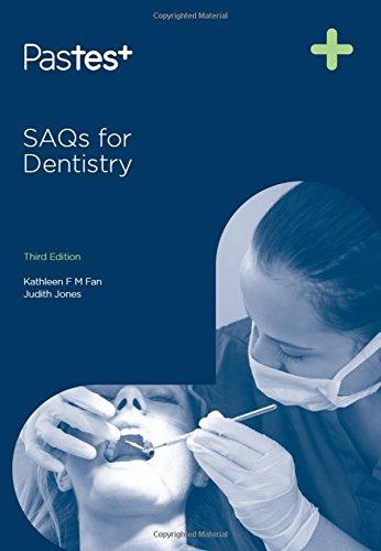 9781905635993: SAQs for Dentistry