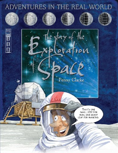 9781905638161: The Story of the Exploration of Space (Adventures in the Real World)