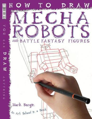 9781905638505: How to Draw Mecha Robots