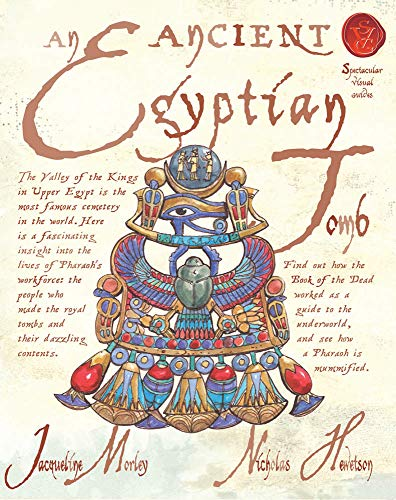 9781905638581: An Ancient Egyptian Tomb (Spectacular Visual Guides)