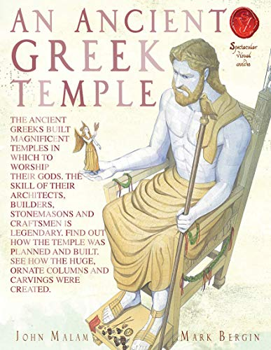 9781905638628: Ancient Greek Temple