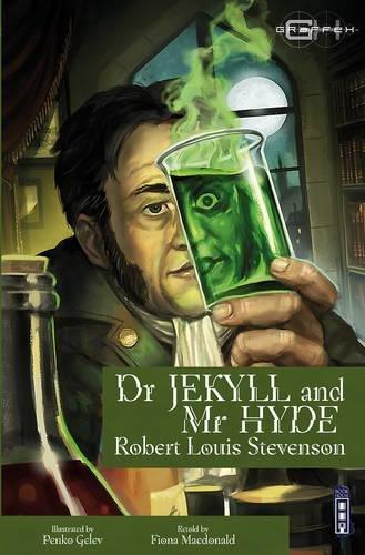 Dr Jekyll and MR Hyde (Graffex): Stevenson, Robert Louis
