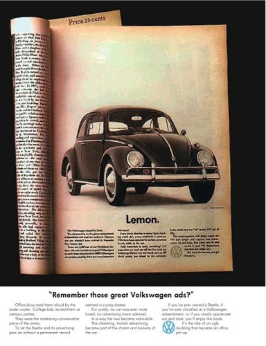 9781905641031: Remember Those Great Volkwagen Ads?
