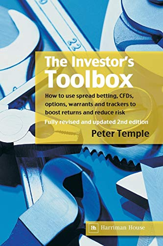 9781905641048: The Investor's Toolbox: How to use spread betting, CFDs, options, warrants and trackers to boost returns and reduce risk