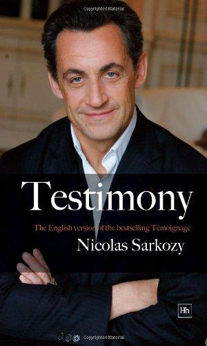 9781905641147: Testimony: The English Version of the Bestselling Temoignage