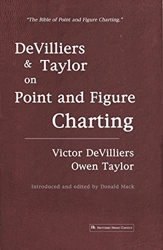 9781905641529: DeVilliers and Taylor on Point and Figure Charting