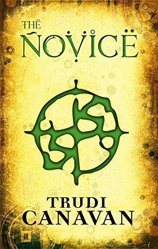 9781905654116: The Novice (Black Magician Trilogy)