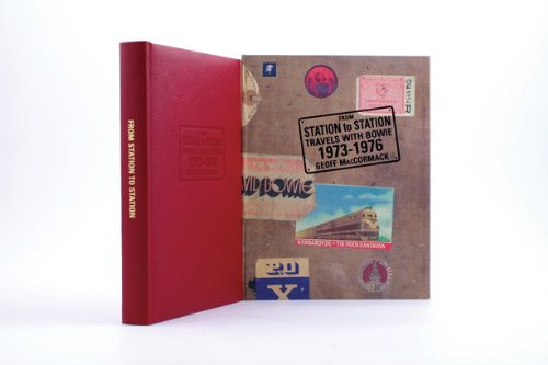 9781905662012: From Station to Station: Travels with Bowie 1973-1976
