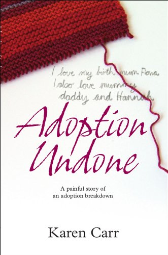 Adoption Undone: Karen Carr