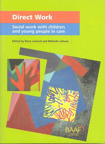 9781905664290: Direct work - social work with children and young people in care