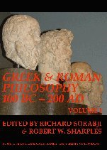 9781905670079: Greek and Roman Philosophy 100 BC-200 AD (2 volume set)