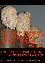 9781905670079: Greek and Roman Philosophy 100 BC-200 AD (2 volume set)