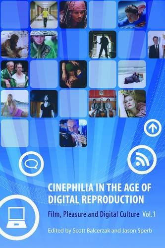 9781905674831: Cinephilia in the Age of Digital Reproduction: Film, Pleasure, and Digital Culture (Pt. 1)