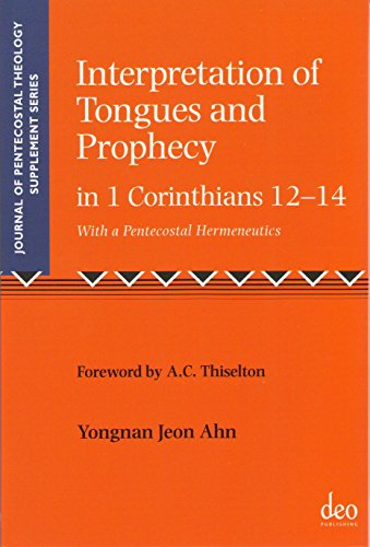 Interpretation of Tongues and JPTS 41