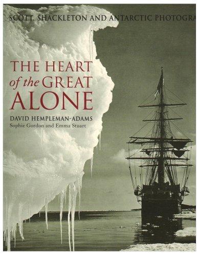 Heart of the Great Alone: Hempleman-Adams, David, Gordon, Sophie