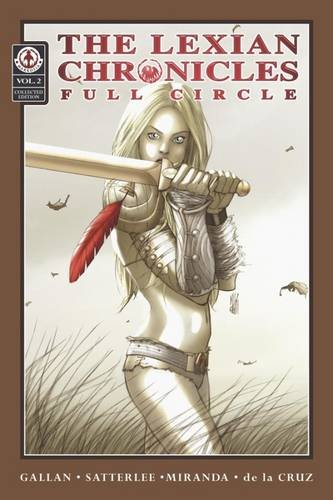 Lexian Chronicles Full Circle Vol 2: Harry Gallan
