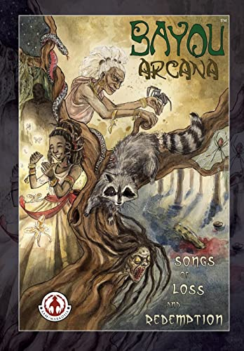Bayou Arcana: Songs Of Loss And Redemption (SCARCE HARDBACK LIMITED FIRST EDITION, FIRST PRINTING...