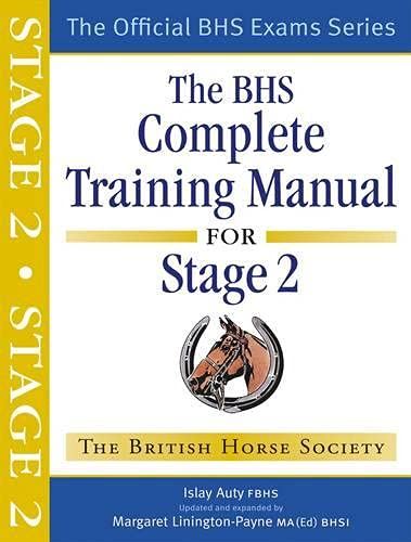 9781905693283: BHS Complete Training Manual for Stage 2