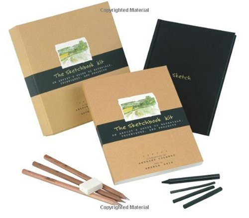 9781905695034: The Sketchbook Kit: The Artist's Guide to Materials, Techniques and Projects