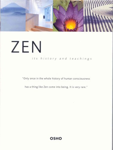 9781905695225: Zen: It's History and Teachings